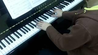 Trinity Guildhall Piano 2012-2014 Grade 6 A3 Beethoven Menuetto and Trio 3rd Mvt Sonata Op.10 No.3