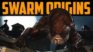 Gears of War 4 - Swarm Origins? Locust Mass Graves Burial Ground!