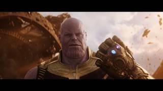 """""""O fim está próximo"""" - Vingadores: Guerra Infinita - 26 de abril nos cinemas"""