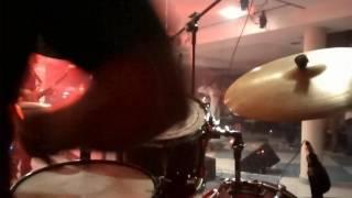 PRAXIS Live - Eu sou - Eli Soares (DRUM CAM)