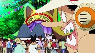 One Piece - Nebulandia - Sanji & Zoro [Funny Moment] [HD] width=