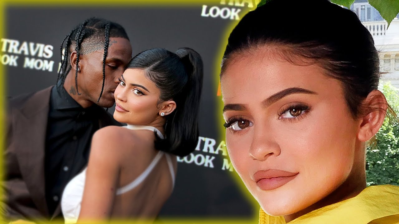 Kylie Jenner confirms she's Dating Travis Scott again with old PDA Photo?