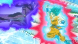 AMV | Dragon Ball Super Goku vs Hit | One Ok Rock Re:make
