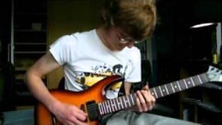 Joe Satriani - Baroque Cover