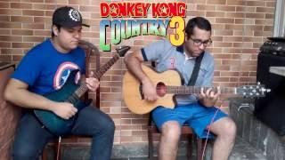 #3 - Donkey Kong Country 3 - Brothers Bear (Duet Guitar) Asilva28 feat. Flavio Silva