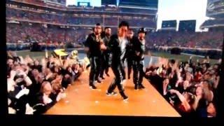 Beyoncé vs. Bruno Mars Dance Battle at Super Bowl 50 Halftime Show Live 2016 2017