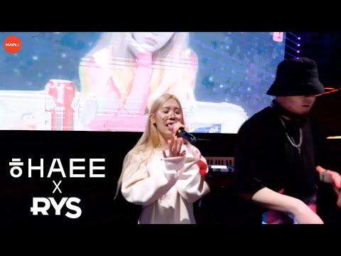 [MAPLI] KOREA ARTIST LIVE ' Haee x Rys 해이 x 라이즈 '
