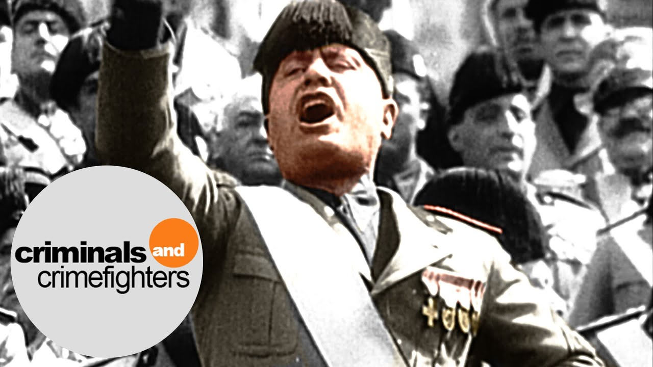 Evolution of Evil E-09 : Benito Mussolini