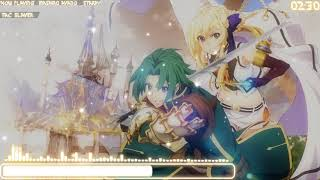 [Nightcore] Grancrest Senki OP FULL [Mashiro Ayano - starry]