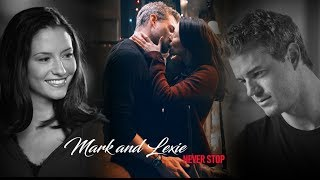 Never Stop | Mark and Lexie