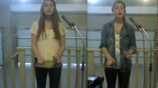 """Call Your Girlfriend"" Robyn/ Erato /Lennon and Maisy Stella Cover"