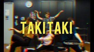 DJ Snake - Taki Taki ft. Selena Gomez, Ozuna, Cardi B | Rikimaru Choreography(Dance)
