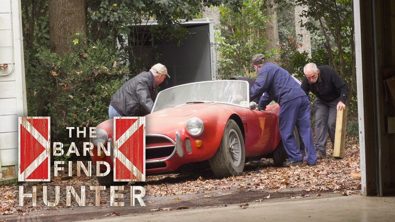 Barn Find Hunter: 427 Cobra and Ferrari 275 GTB Alloy to cross the block at Gooding & Co. Amelia Island auction