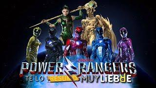 Power Ranger 2017 Resumido Así Nomás
