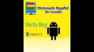 Diccionario Español - Buscar palabras con significado