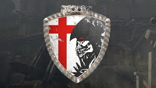 For Honor: Skull and Cross Emblem Tutorial