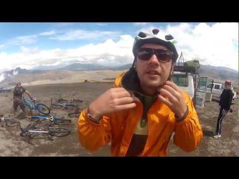 Episode 1: Cotopaxi volcano downhill, Ecuador.