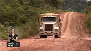 Mais de R$ 128 milhões são destinados para a pavimentação da BR-163