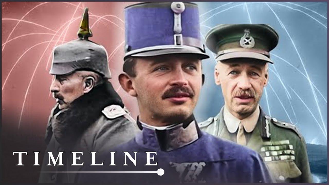 1918: The Final Months of World War One