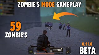 PUBG MOBILE: 0.11 Beta Zombie Mode Gameplay, Download 0.11 Pubg Mobile Update | gamexpro