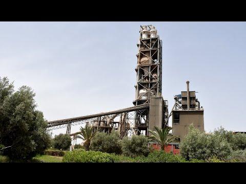 Video : LafargeHolcim: La cimenterie de Settat pour driver « Les usines de demain »