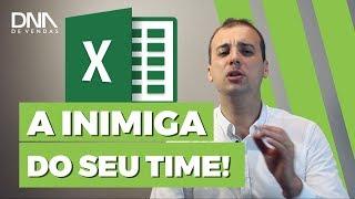 Planilha de Vendas no Excel: a inimiga do seu time de vendas