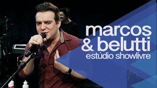 """""""Dupla solidão"""" - Marcos & Belutti no Estúdio Showlivre 2014"""