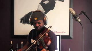 "Rude by Magic (cover) by Ashanti Floyd ""The Mad Violinist"""