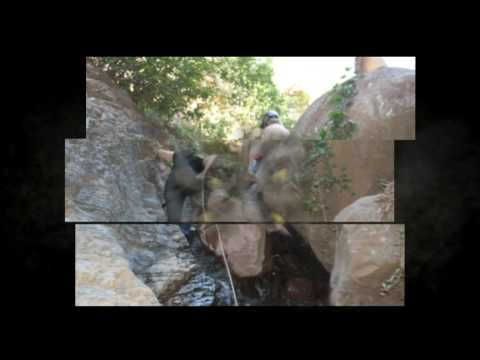 111009 canyon with Splash Morocco