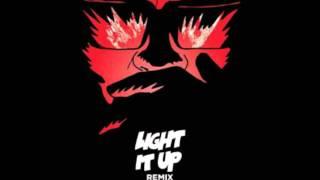 Major Lazer ft Nyla & Fuse O.D.G - Light it Up (Blinkie Remix)