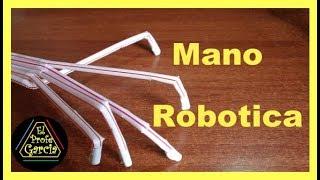 ✅ Mano Robotica Casera (Fácil de hacer) Robot hand