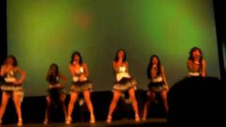 Sumayaw Sumunod Dance Follow Sexbomb Girls Concert In Japan