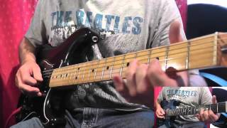 The Shadows Theme For Young Lovers cover on a 1977 Stratocaster