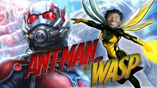 ITS LIT🔥   Marvel Studios' Ant-Man and the Wasp - Official Trailer Reaction