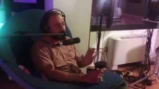 Lucariello Vs Orelha Negra - M.I.R.I.A.M freestyle live a Casa Bertallot