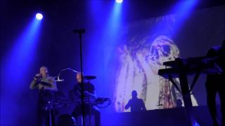 THE HUMAN LEAGUE  /   Being Boiled  -  Live @ Casablanca Fest  Hemiksem, Belgium , Aug  8th 2013