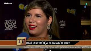 Após fim de noivado, Marília Mendonça nega estar em momento de sofrência