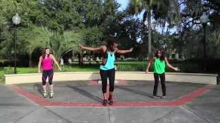 """Kukere"" by Iyanya Zumba ™ Fitness Choreography with DJ"