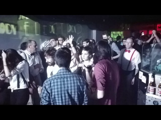 Electro Swing Live Show!