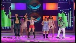 Eurovision 2000 01 Israel *PingPong* *Sameyakh* 16:9