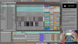 Launchpad s : The fatrat Unity + project file