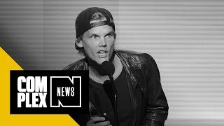 Avicii's Death Reportedly Caused by Injuries From Broken Wine Bottle Pieces