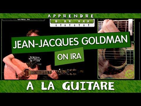 Comment jouer On ira de Jean Jacques Goldman à la guitare