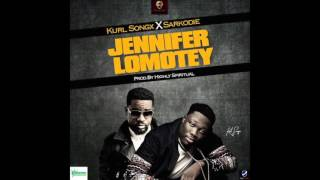 Kurl Songx - Jennifer Lomotey ft. Sarkodie (Audio Slide)