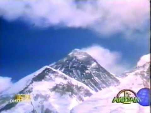"""EVEREST – Nepal 1992: """"oltre"""" il Campo Base in bicicletta (Marco Banchelli da RAI – Uno Mattina)"""