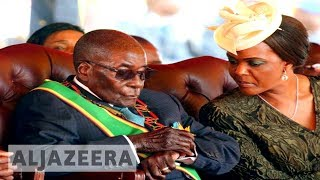 The rise and fall of Zimbabwe's Robert Mugabe