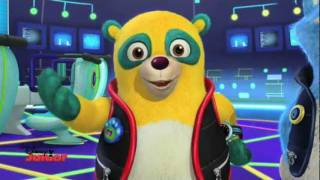 Special Agent OSO's Three Healthy Steps - Play Tag