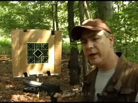 Video: Magnum Research Desert Eagle CO2 pistol - Airgun Reporter Episode #19   Pyramyd Air