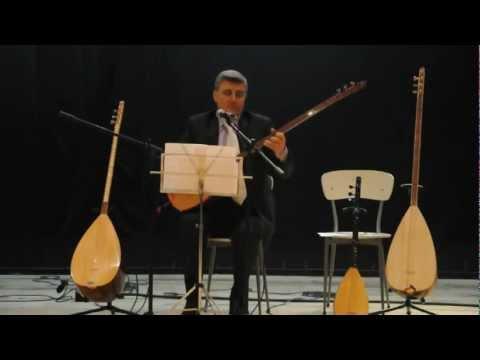 BAHAR GELDİ GÜL AÇTI - AHMET TURAN ŞAN  - Bayrampaşa Yücel Çakmaklı K.M Konseri