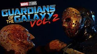Freddy Vs Jason (Guardians of The Galaxy Vol2 Style)